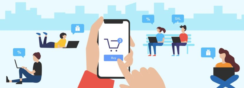 ecommerce smartfon